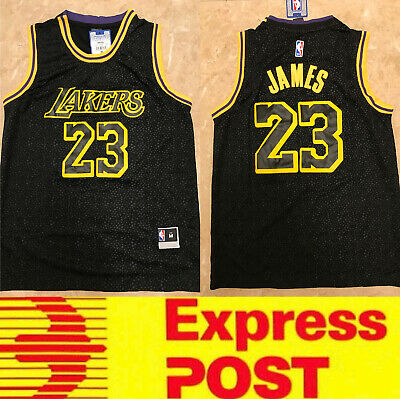 new arrival 50151 00921 LEBRON JAMES LAKERS Special city edition jersey, Express post
