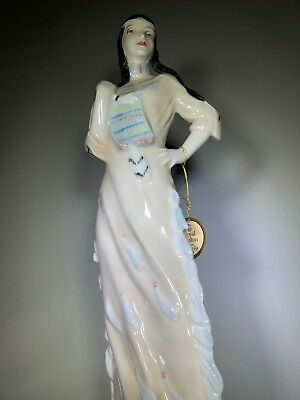 Royal Doulton Figure 'Indian Maiden' - HN 3117 - Made in England