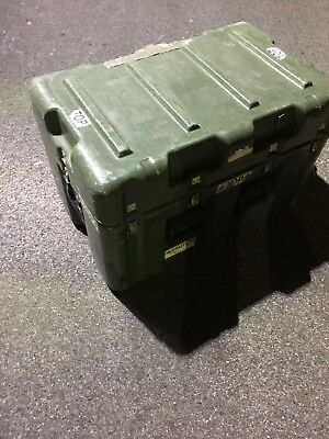 Pelican Hardigg Military Storage Tool Case and Box 32 x 20 x 20 PLEASE READ