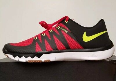 f0fbac168483c  WOW  NIKE FREE TRAINER 5.0 V6 Mens 10 running trainer training crossfit  hawks