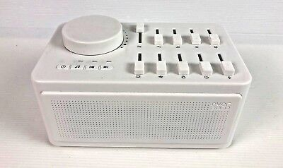 Eversolo Sleep Therapy Sound Machine, White Noise