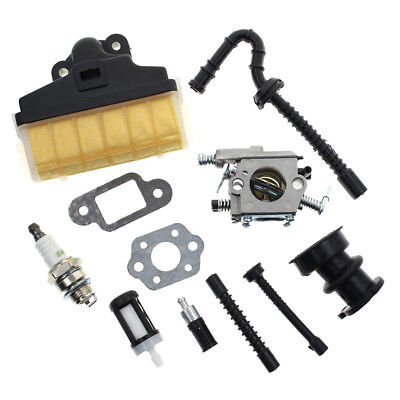 Carburetor and Parts for Stihl MS210 MS230 MS250 021 023 025 Chainsaw Carb