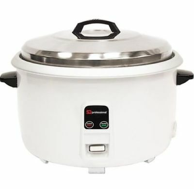 8.0L Non Stick Automatic Electric Rice Cooker 2650W Steamer Pot Warmer Warm Cook