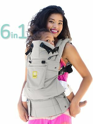 SIX-Position, 360° Ergonomic Baby & Child Carrier by LILLEbaby - The COMPLETE ..