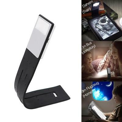 Rechargeable Led Book lights USB Adjust Reading lights With Detachable Clip-Hot