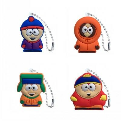 50-100PCS South Park Kids Ball Chains Multi-function Decorations Small Gift