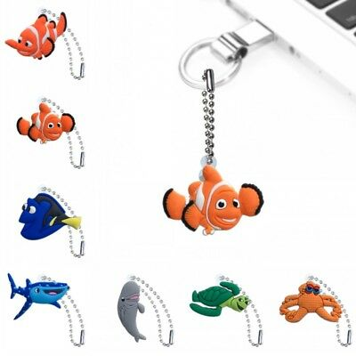 50-100PCS Finding Nemo Kids Ball Chains Multi-function Decorations Small Gift