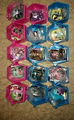 Monster High Minis Season 1 Season 2 Lot 15 Fantastic Find and Common figures