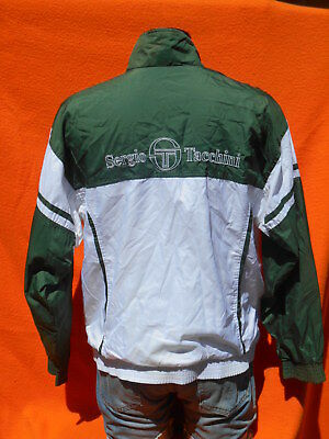 Sergio 70's Tennis Giacca Made Tacchini Veste Vintage In Jacket 7nWCdwqt