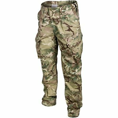 British Army Issue Trousers Genuine Mtp Multicam  Pcs Most Sizes Available  New