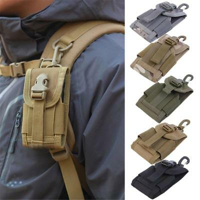 Outdoor Molle Sling Military Shoulder Tactical Backpack Camping Travel Bags BG