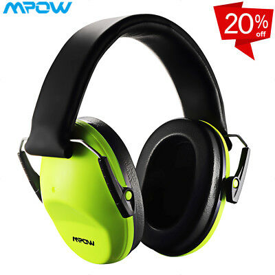 Mpow Noise Canceling Protect Ear Muff EarMuff Folding Safety For Kids Children