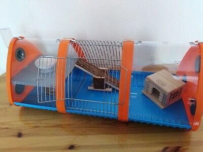 Rotastak Hamster Triple Pod Cage House Extension