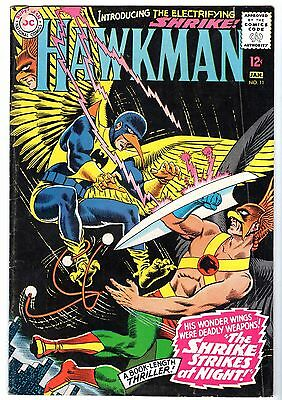 Hawkman #11, Very Good - Fine Condition