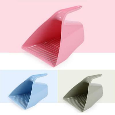 Cat Litter Scoop Plastic Waste Scooper Poop Pet Sand Shovel Cleaning Tool 3Color