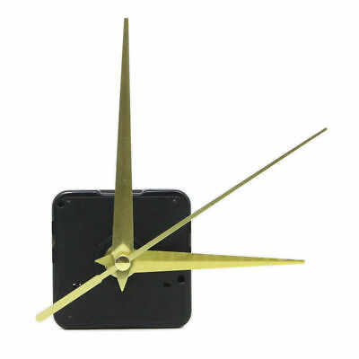 Wall Quiet Mute Hand Quartz Clock Movement Mechanism DIY Repair Tool Parts Kit D