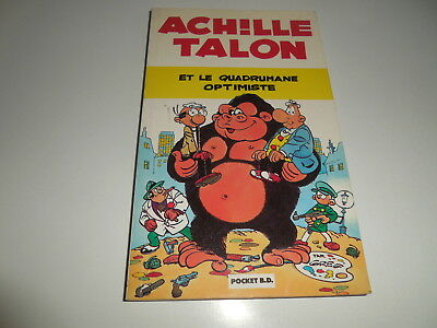 Achille Talon Et Le Quadrumane Optimiste/ Poche/ Be