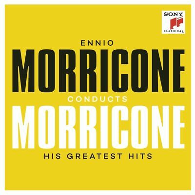 Ennio Morricone - His Greatest Hits [New & Sealed] CD