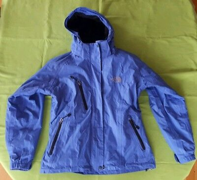 b3ffc577d8 The North Face Winter Trekking Regen Outdoor Jacke blau Damen Herren Gr. S