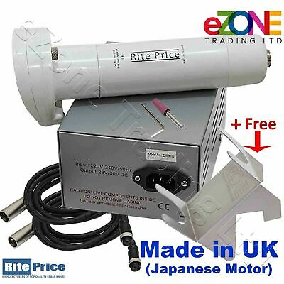 RitePrice + Free Holder Enigmex Electric Doner Kebab Machine Plastic Knife