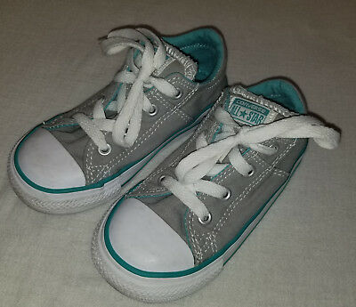 Converse All Star Infant Toddler Girls Boys Sneakers Shoes Size 8