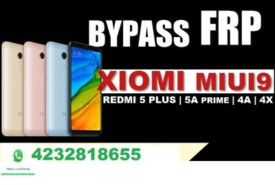 Remote Service for Xiaomi Mi Account FRP Removal Service Fast and Reliable