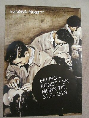 Michael Borremans Affiche Signed 2001