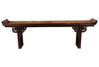 Large Chinese Altar Table / Scholars Table 62314