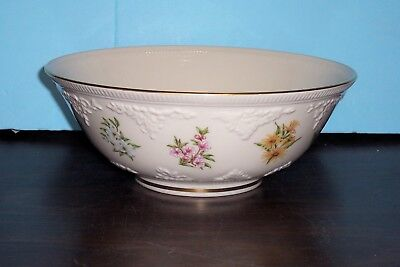 """Lenox The Constitution  Bowl Center Piece / Salad / Serving 10.5"""" Never Used"""