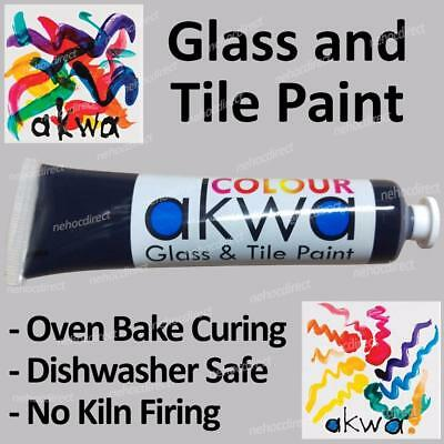 Black Stained Glass Paint, oven cure, dishwasher safe, easy use