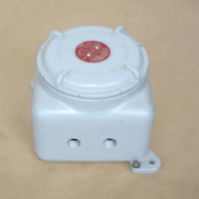 FEAM GUB0 SPC BRX-Q407235/1 FLAMEPROOF junction box EX RATED
