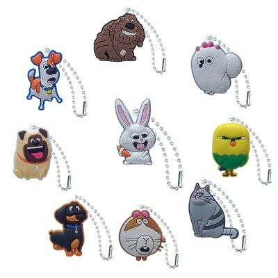 50-100PCS Pets Cute Kids Ball Chains Multi-function Decorations Party Small Gift