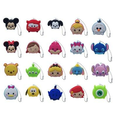 50-100PCS Tsum Tsum Kids Ball Chains Multi-function Decorations Party Small Gift