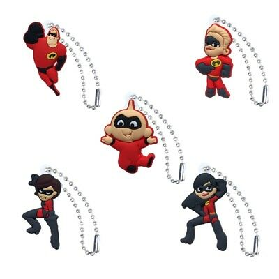 50-100PCS The Incredibles 2 Ball Chains Multi-function Decorations Small Gift
