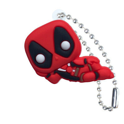 50-100PCS Deadpool Kids Ball Chains Multi-function Decorations Small Gift