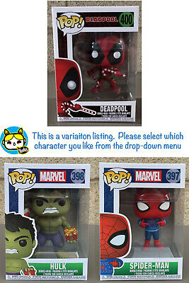 Funko POP! Marvel - Holiday Christmas Editions
