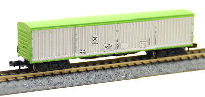 Kato 8004 JNR Freight Car Type WAKI 10000 (N scale)