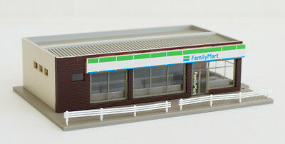 Tomix 4270 Convenience Store (Family Mart) (N scale)