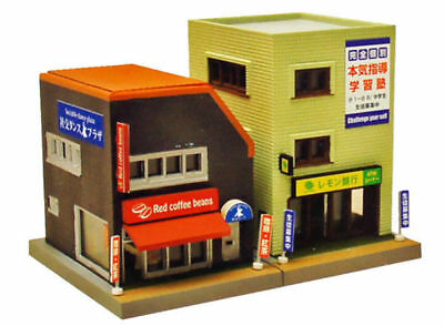 Tomytec (Building 106-2) Station Square Store A2 1/150 N scale