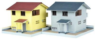 Tomytec (Building 079-3) House C3 (Modern Ready-Built Homes) 1/150 N scale