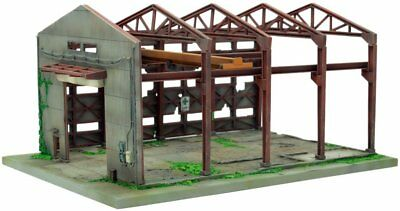 Tomytec (Building 156) Abandoned Factory 1/150 N scale