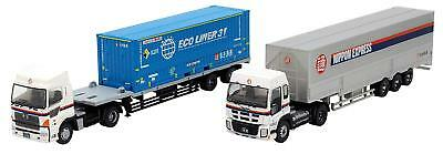 Tomytec The Trailer Collection 'Nippon Express Trailer Set' 1/150 N scale 290124