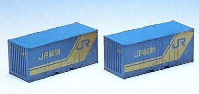 Tomix 3117 Type 30A 9t 20' Containers (2 pieces) (N scale)