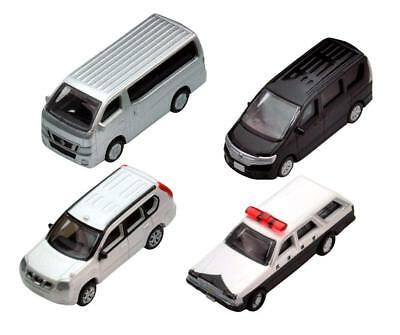 Tomytec The Car Collection Basic Set N2 1/150 N scale