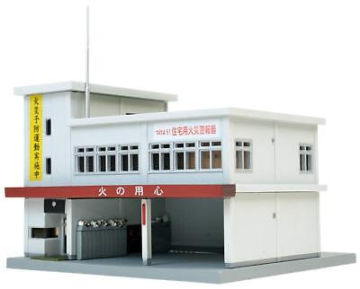 Tomytec (Building 082-3) Fire Station B3 1/150 N scale