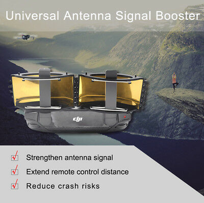 For DJI Mavic 2 Pro Remote Controller Accs Antenna Signal Booster Collapsible