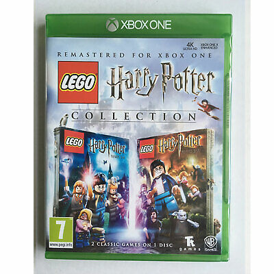 Lego Harry Potter Collection Years 1-7 (Xbox One) New and Sealed