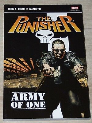 Punisher - Army of One (2004 Marvel)