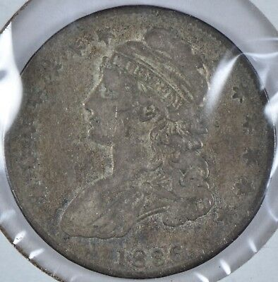 1836 Capped Bust Half Dollar Very Fine #189445