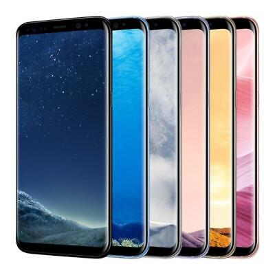 Samsung Galaxy S8 Plus - 64GB - Fully Unlocked; Verizon / AT&T / T-Mobile